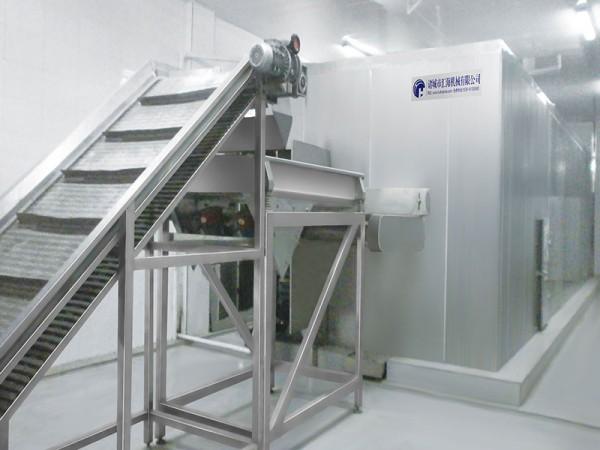 流态化速冻机